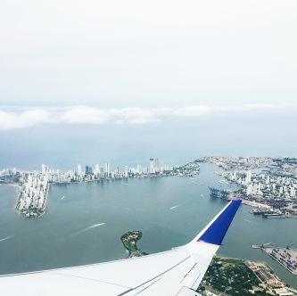 goodbye, Cartagena.